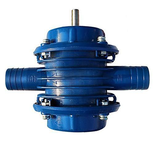Talogca Selbstansaugende Pumpe Handbohrmaschine Wasserpumpe, Haushaltswasserpumpe Micro Selbstansaugende Kreiselpumpe Bohrer für Hausgarten
