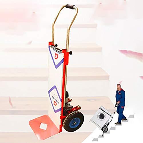 CRZJ Kletternder Treppensteiger-Wagen, großer Motor, der elektrisches kletterndes Auto, elektrische Laufkatze klettert