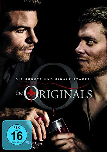 The Originals - Die komplette fünfte und letzte Staffel [Alemania] [DVD]