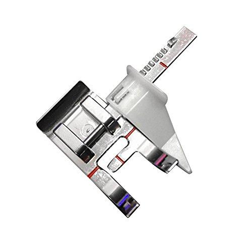 FiedFikt Pied de machine à coudre réglable pour machine à coudre à queue basse