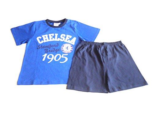 Pijama oficial del Chelsea Short 7-16 años