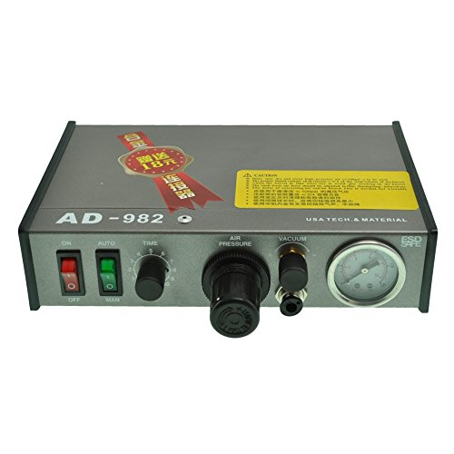 SATKIT Dispensador semiautomatico pasta de soldar, flux, adhesivos etc.