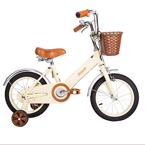 Biciclette Bici per Bambini Pedale del Triciclo Camminatore di Puzzle Bambini con La Ruota Ausiliaria Equilibrata dei Bambini Regalo per I Bambini