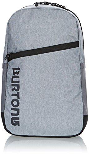 Burton Sac à Dos de Trekking Apollo Pack 20 L Multicolore (Grey Heather) 14390100079