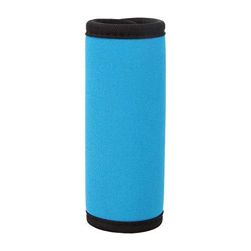 Cubierta de la manija de la maleta - Neopreno Rectángulo Caja de equipaje blanda Cubierta de la manija de la puerta del coche Empuñaduras de envoltura Etiquetas de viaje para maletas