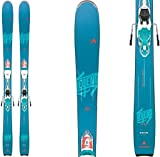 DYNASTAR Legend 84 Skis w/Xpress W 10 Bindings Womens Sz 149cm White/Sparkle