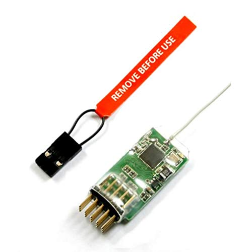 Yongse REDCON CM421 2.4G 4CH Full-Range DSM2 kompatibler Empfänger