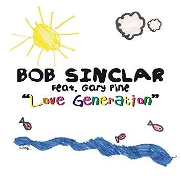 Love Generation (feat. Gary Pine) [Radio Edit]