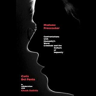Madame Prosecutor audiobook cover art