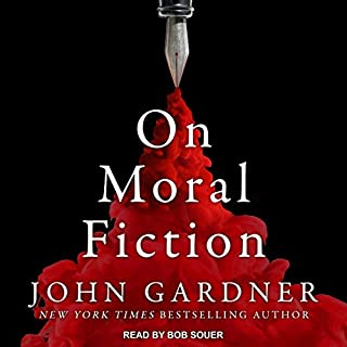 On Moral Fiction cover art