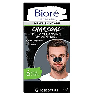 Bioré Men's Skincare Charcoal