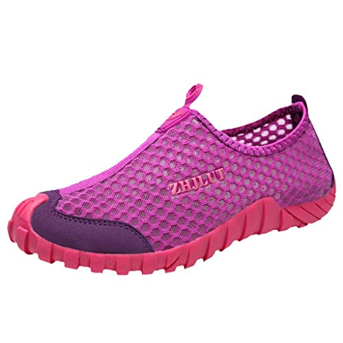 URIBAKY Casual Upstream Shoes Damen Laufschuhe Sneakers, Sportschuhe Mesh Leichte Schuhe,Turnschuhe,Fitnessschuhe Leicht,Joggingschuhe Leicht