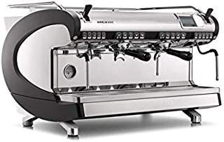 Nuova Simonelli Aurelia II Volumetric 2 Group Espresso Machine MAUREIIVOL02ND0001 with Free Espresso Starter Kit and 3M Water Filter System