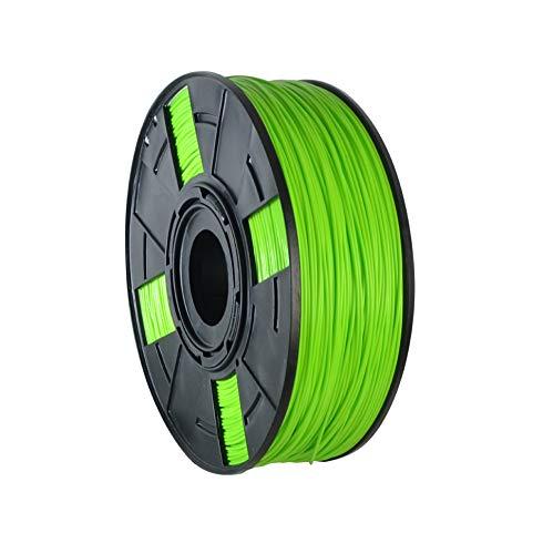 Filamento Impressoras 3D Premium 1,75 mm ABS - 1Kg Verde Limão