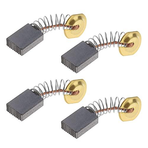 2 Paar 5 x 11 x 17 mm Motor-Winkelschleifer, Bohrhammer, Kohlebürsten CB327 194285-9 kompatibel mit Makita HM0860C HM1100C HM1130 HR3000C HR4000C Elektrowerkzeug-Ersatzteile