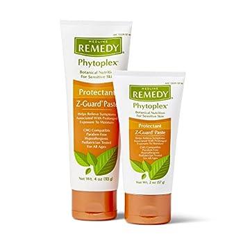 Remedy Z-Guard w/ Phytoplex Skin Protectant Paste 4 Oz Tube  Pack of 2