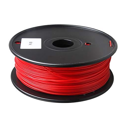 PVB Filament 1.75mm Polishable 3D Printer Filament Black PLA 0.5KG Spool Printing Material PLA
