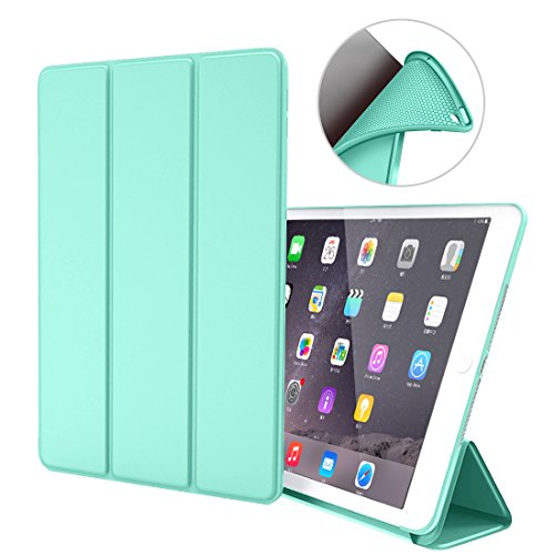 IPad Air 1 Funda, GOOJODOQ Ligero Smart Case Cover