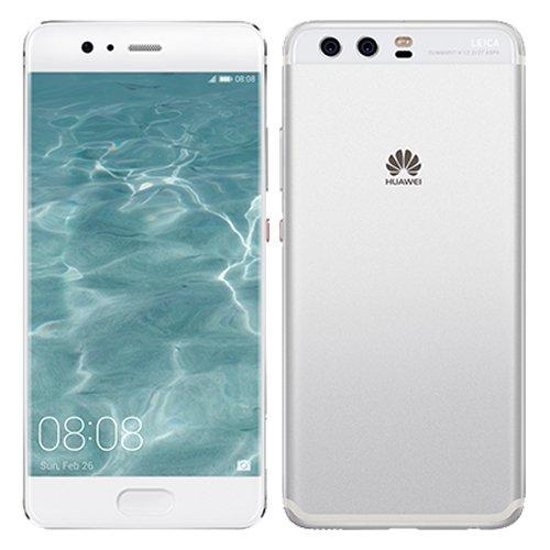Huawei P10 - Smartphone Libre de (5.1', 4G, 64 GB, 4 GB de RAM, 20 MP / 8 MP, Android 7), Color Plata