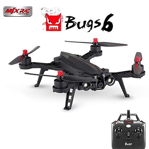 FairOnly PER Quadricottero M-JX Bugs 6 B6 RC Drone Brushless Motor Racing Drone Quadcopter (Il miglior Regalo per Le Vacanze Selezionare)