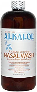 Alkalol Company - Alkalol Mucus Solvent and Cleaner - 16 oz. (Pack of 2) by Alkalol