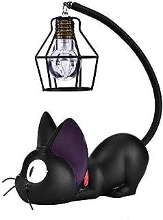 Veilleuse Kiki Cat Design, Lampe Kiki en Résine pour la Lecture