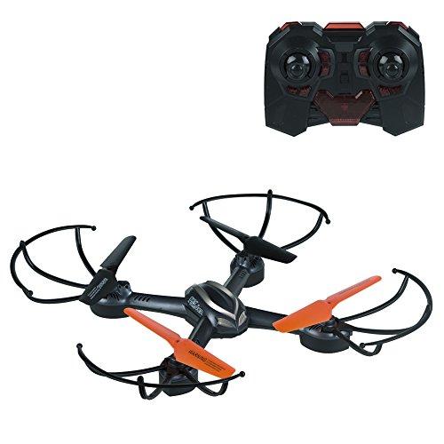Sky Rover - Dron radio control Catalyst 4 canales & giros 360 - 28x28 cm (ColorBaby 41853)