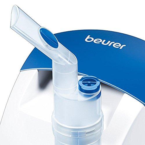 Beurer IH 26 Aerosol con Doccia Nasale e Accessori Completi Inclusi
