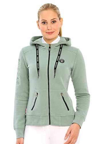 SPOOKS Halina Sweat Jacket (Farbe: Dusty Green; Größe: XS)