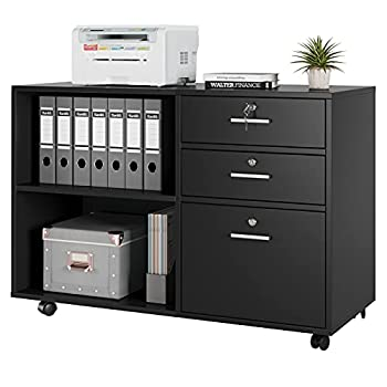 Best lateral file cabinet wood Reviews