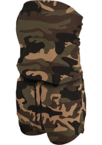 Urban Classics Ladies Camo Hot Jumpsuit TB735; Farbe:wood camo-00396 - 5
