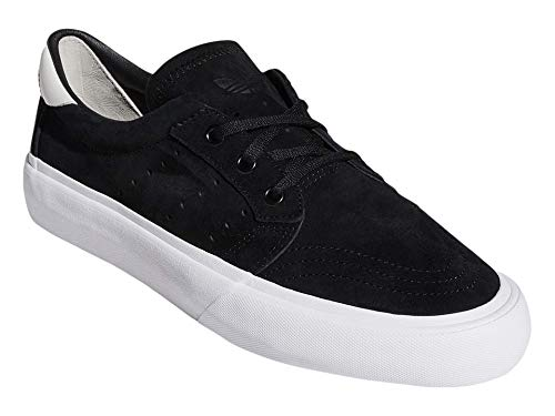 adidas Skateboarding Coronado Core Black/Core Black/Footwear White Men's 11, Women's 12 Medium