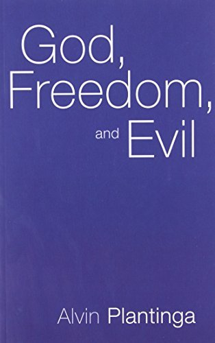 Ebook God Freedom And Evil By Alvin Plantinga