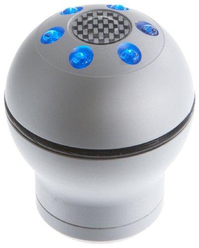 Unitec 73013 - Pomo para palanca de cambios con luz LED, color azul