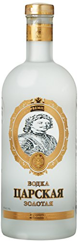 Zarskaya Gold Vodka (1 x 1 l)