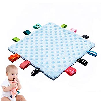 Best baby blanket with tags Reviews