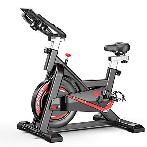 Hometrainer voor binnen - Spinning Bike - Hometrainer met ledscherm, weerstandsaanpassing, lastondersteuning 150 kg