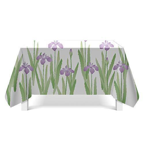DREAMING-Muster Textur Stoff Tischdecke Home Tischdecke Tv-Schrank Couchtisch Stoff Runde Tisch Tischset 140cm*200cm