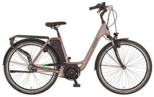 """Prophete Damen GENIESSER 20.EMC.10 City E-Bike 26\"""" AEG EcoDrive C, grau, RH 49"""