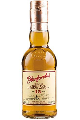 Glenfarclas 15 Jahre Single Malt Whisky 0,2 Liter (MIDI)
