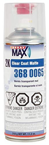 USC Spraymax Matte Clearcoat 3680065