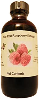 Raspberry Red Extract 4 oz., 4 Ounce