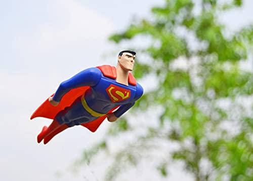 Biglietto di compleanno Superman giocattolo in volo