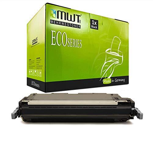 1x MWT kompatibel Toner für HP Color Laserjet 3600 3800 DN N DTN ersetzt Q6470A 501A