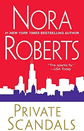 Private Scandals by Nora Roberts(2012-10-30)
