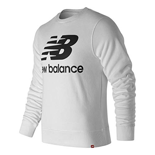 New Balance Essentials Stacked Logo Crew S