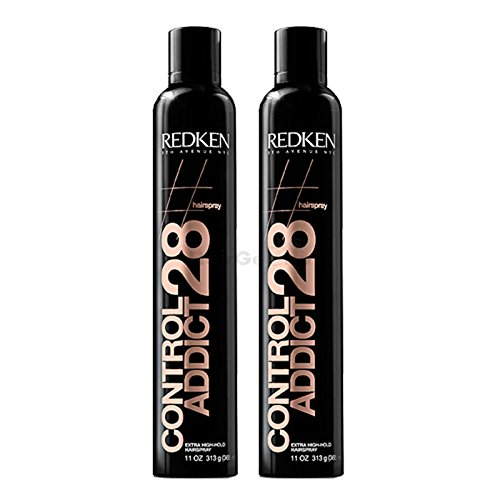 Redken Aktion Control Addict 28 (2x 400ml = 800ml) - Relaunch