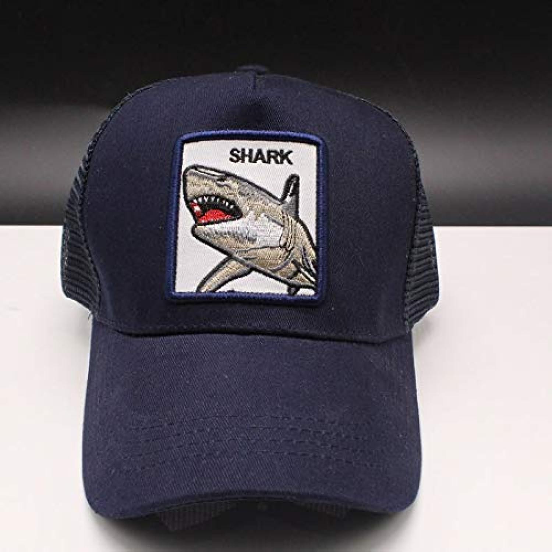 WLEZY Baseball Cap Baseball Cap Women Men Breathable Mesh Caps Unisex Snapback Hat Embroidery Animals Hip Hop Hat Bone