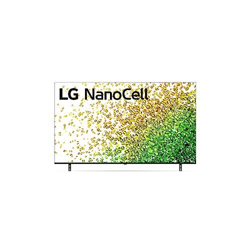 "2021 Smart TV LG 55"" 4K NanoCell 55NANO85 120Hz FreeSync 2 HDMI 2.1 Inteligência Artificial ThinQAI Google Alexa"