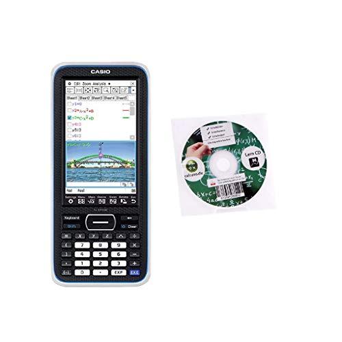 Casio, calcolatrice ClassPad II (FX CP 400), grafica 3. + Lern-CD (auf Deutsch)
